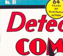 Detective Comics Vol 1 31