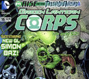 Green Lantern Corps Vol 3 16