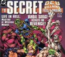 DCU Villains Secret Files and Origins Vol 1 1