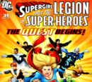 Supergirl and the Legion of Super-Heroes Vol 1 31