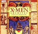 X-Men: Archives Sketchbook Vol 1 1