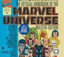 Official Handbook of the Marvel Universe Master Edition Vol 1 35