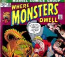 Where Monsters Dwell Vol 1 13