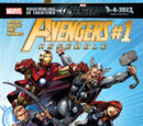 Avengers Assemble Vol 2 1