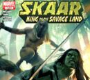 Skaar: King of the Savage Land Vol 1 1