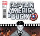 Captain America and Bucky Vol 1