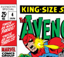 Avengers Annual Vol 1 4