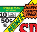 Amazing Spider-Man Annual Vol 1 10/Images