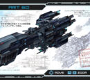 Galactic Federation Battleship VIXIV