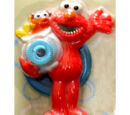 Elmo and Dorothy Bubble Blower