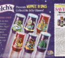 Muppets in Space Welch's Jelly Jars