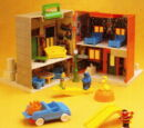 1-2-3 Sesame Street Playset (Playskool)