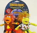 Fraggle Rock plush &amp; DVD sets