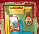Sesame Street Housekeeping Play Set