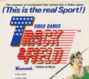 Track &amp; Field (arcade game)