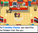 Friendship Checker