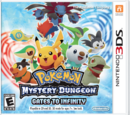 Pokmon Mystery Dungeon: Gates to Infinity