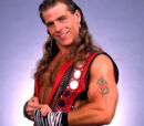 Shawn Michaels/Event history
