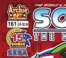 Archie Sonic the Hedgehog Issue 161