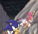 Sonic and the Secret Rings (comic)