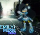 Emily the hedgehog