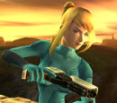 Zero Suit Samus