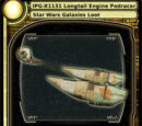 IPG-X1131 LongTail Engine Podracer