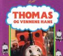 Thomas the Tank Engine 3 (Norwegian VHS/DVD)