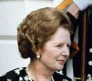 Margaret Thatcher, Baroness Thatcher