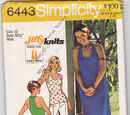 Simplicity 6443 A