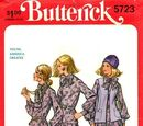 Butterick 5723 B