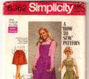 Simplicity 8362