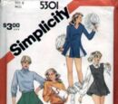 Simplicity 5301 A