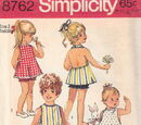 Simplicity 8762