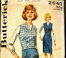 Butterick 2640 A