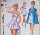 Simplicity 1604