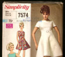 Simplicity 7574