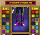 Spiderkeeper's Thundershoes