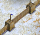 Wooden Wall (Age of Mythology)