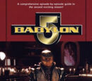Babylon 5: The Coming of Shadows (Season by Season Guides)