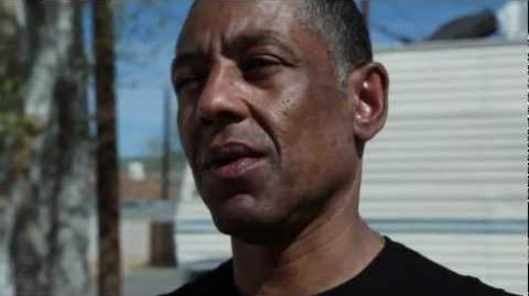 Giancarlo Esposito - Breaking Bad Interview