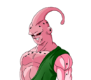Super Buu Yamcha y Ten Shin Han Absorbidos