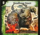 Headlong Giant