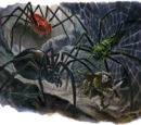 Spitting Spider (4e Monster)