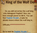 King of the Wolf Demon