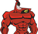 Crimson Chin