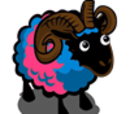 Sheep Pen Ram