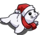 Baby Winter Seal