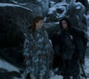 QueenBuffy/Jon Snow and Ygritte are dating in real life!