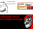 Queen Elinus